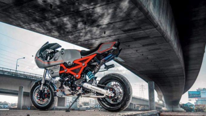 Honda MSX 125 Grom Sakuma
