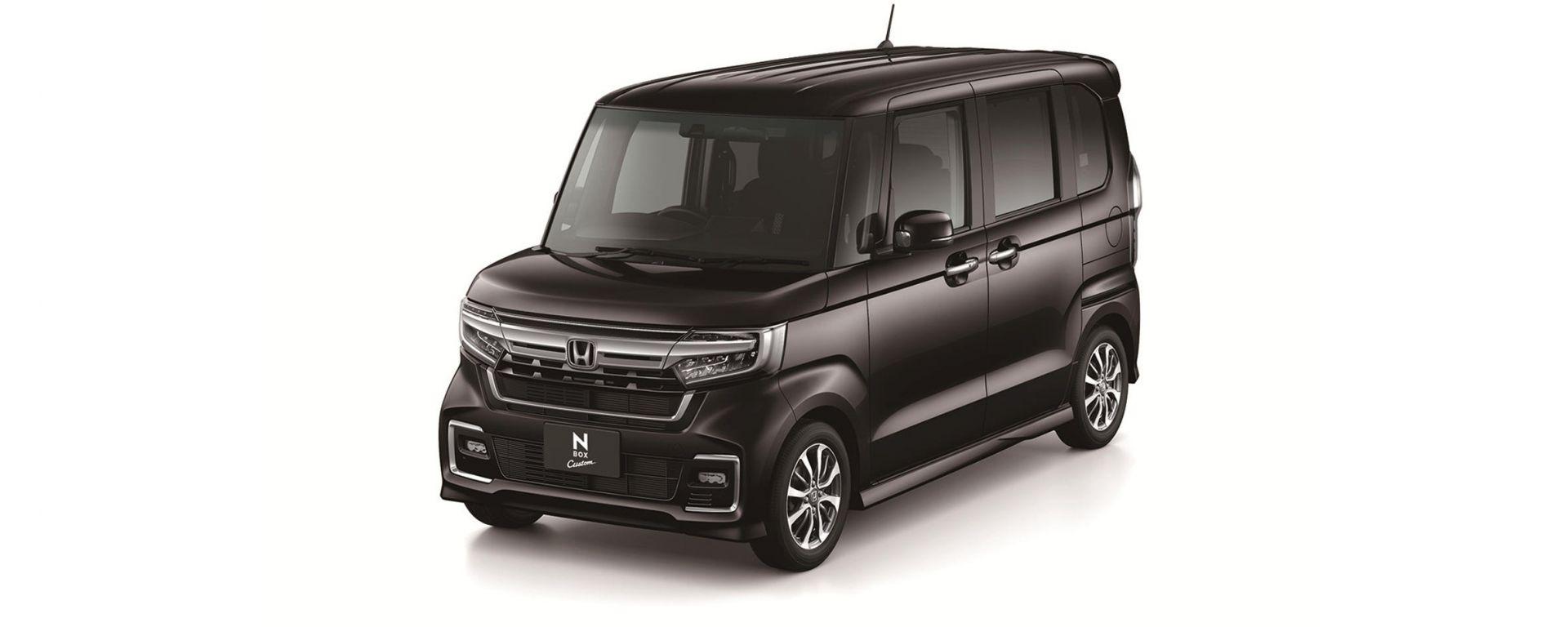 Honda N-Box: l'unica auto per la quale è disponibile lo speciale filtro anti virus