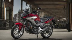Honda NC750X 2016: il video - Immagine: 12