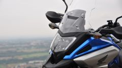 Honda NC750X DCT Travel Edition, faro a Led