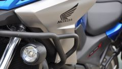 Honda NC750X DCT Travel Edition, faro fendinebbia