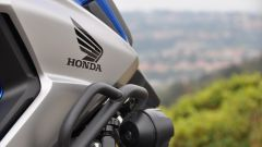 Honda NC750X DCT Travel Edition, paramotore