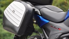 Honda NC750X DCT Travel Edition, valigie laterali