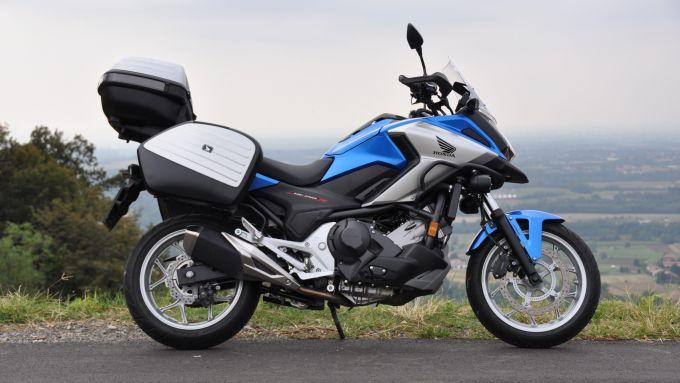 Honda NC750X DCT Travel Edition