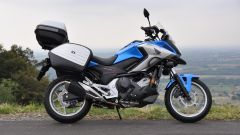 Honda NC750X DCT Travel Edition