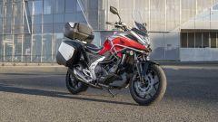 Honda NC750X Travel 2021