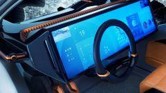Honda NeuV concept, la plancia è tutta touchscreen