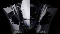 Honda NM4 Vultus: il cupolino