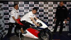 Honda svela ufficialmente la NSF250R Moto3 - Immagine: 12