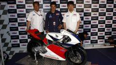 Honda svela ufficialmente la NSF250R Moto3 - Immagine: 9