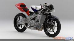 Honda svela ufficialmente la NSF250R Moto3 - Immagine: 2