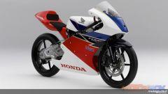 Honda svela ufficialmente la NSF250R Moto3 - Immagine: 1