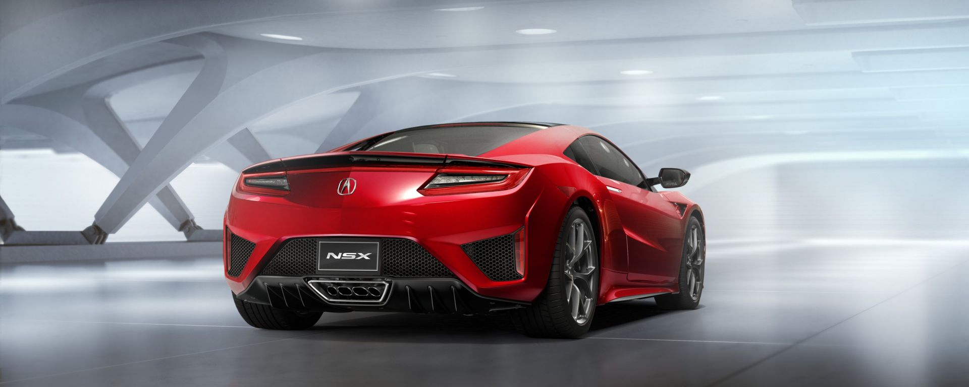 Honda NSX 2016