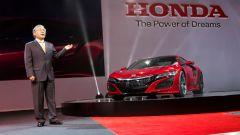 Honda NSX 2016 - Immagine: 2