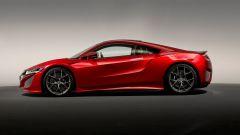 Honda NSX 2016: il profilo