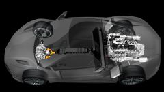 Honda NSX ai raggi X - Immagine: 3