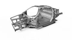 Honda NSX ai raggi X - Immagine: 2