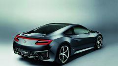 Honda NSX Concept, atto secondo - Immagine: 5