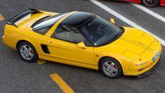 Honda NSX: evidenti le differenze estetiche rispetto all'antenata