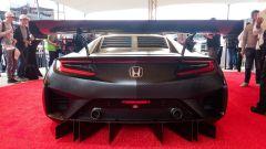 Honda NSX GT3 - visuale posteriore