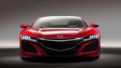 Honda NSX: vista frontale