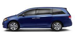 Honda Odyssey Touring Elite - Immagine: 4