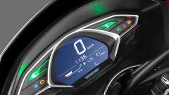 Honda PCX 125 2018: strumentazione