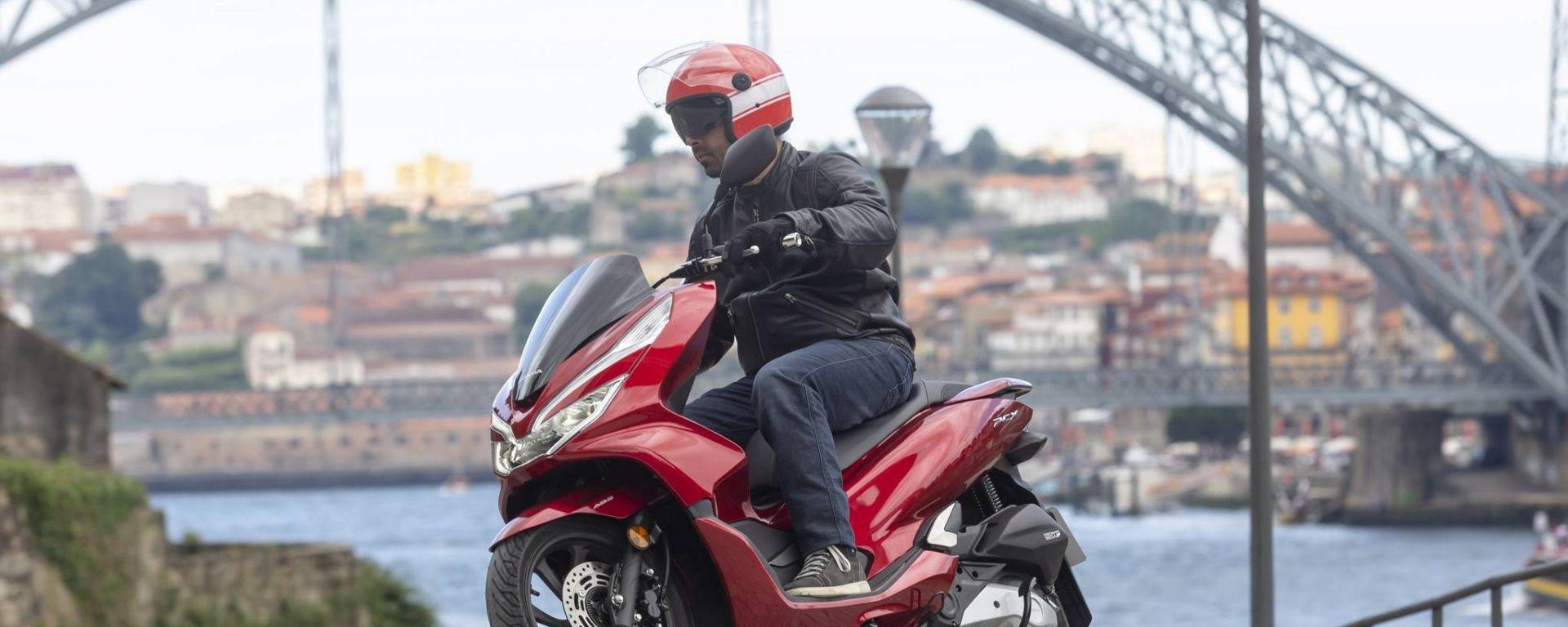Honda PCX 125: prova, caratteristiche e prezzo