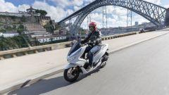 Honda PCX 125: prova, caratteristiche e prezzo - Immagine: 3