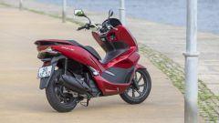 Honda PCX 125: prova, caratteristiche e prezzo - Immagine: 6