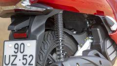 Honda PCX 125: prova, caratteristiche e prezzo - Immagine: 10