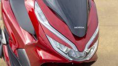 Honda PCX 125: prova, caratteristiche e prezzo - Immagine: 13
