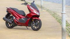 Honda PCX 125: prova, caratteristiche e prezzo - Immagine: 14
