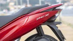Honda PCX 125: prova, caratteristiche e prezzo - Immagine: 17