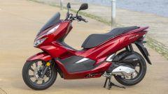 Honda PCX 125: prova, caratteristiche e prezzo - Immagine: 20