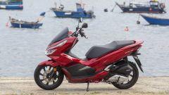Honda PCX 125: prova, caratteristiche e prezzo - Immagine: 7