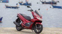 Honda PCX 125: prova, caratteristiche e prezzo - Immagine: 8