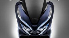 Honda PCX Hybrid, faro anteriore