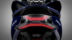 Honda PCX Hybrid, faro posteriore
