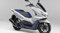 Honda PCX ibrido raggiunge la seconda generazione... ma solo in Giappone - Immagine: 1