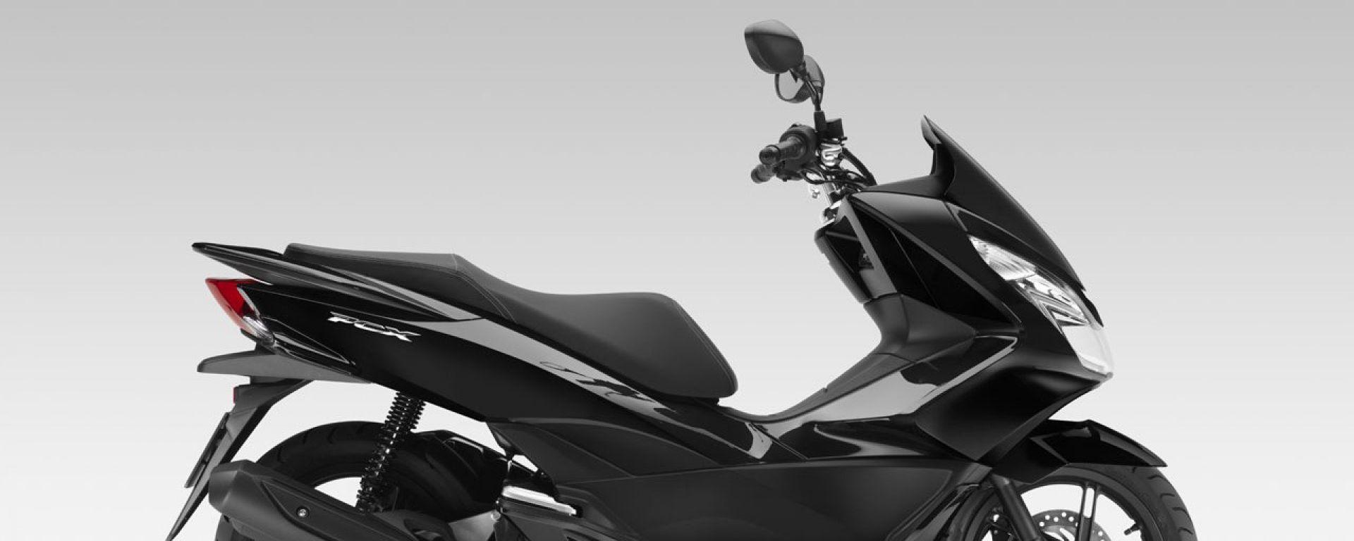 Honda PCX125 e PCX150 2014