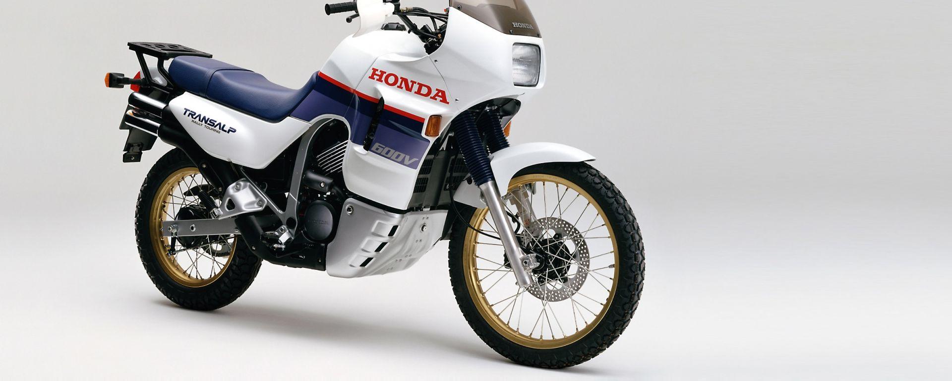 Honda Transalp, è la volta buona? Honda registra il nome