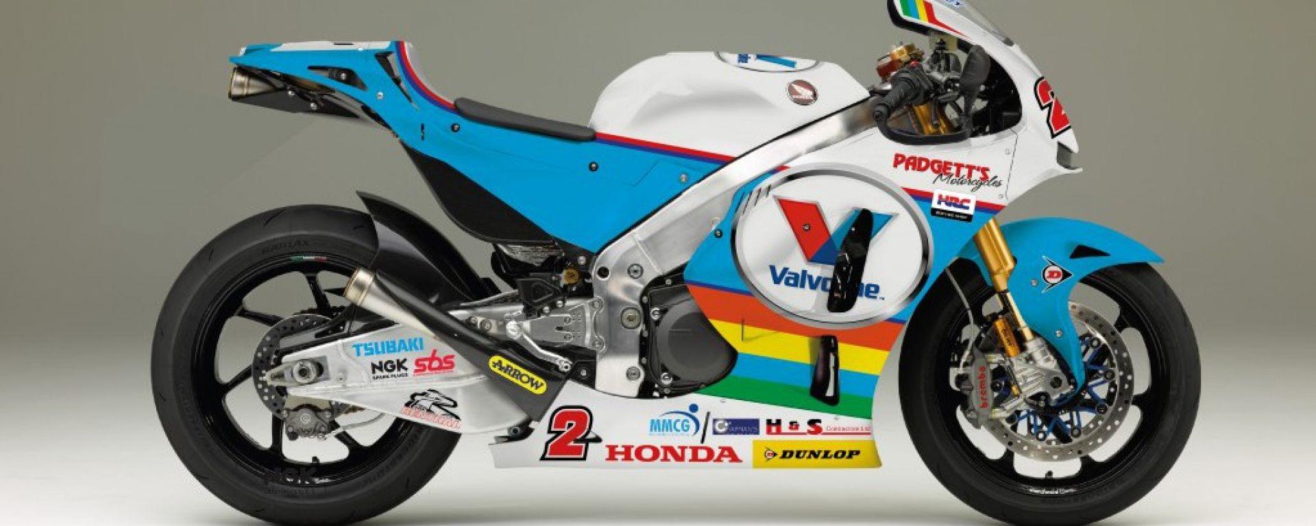 Honda RC213V-S corre il Tourist Trophy