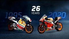 Accordo con la Dorna, la Honda in MotoGP fino al 2026