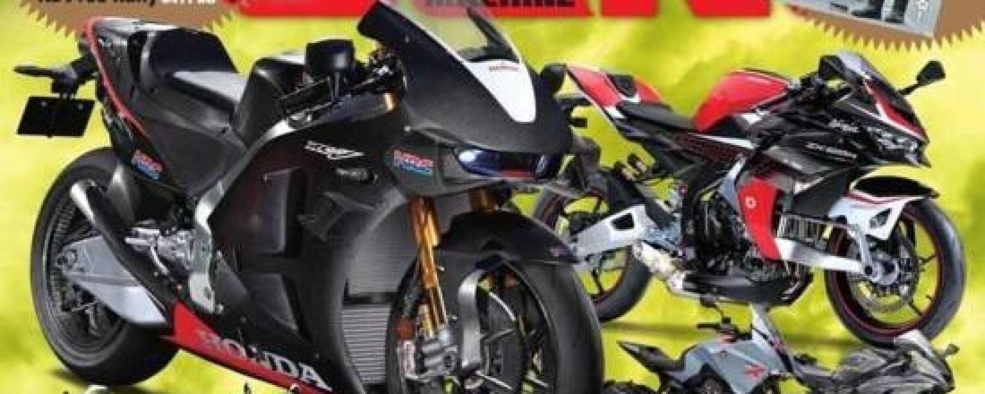 Honda: nuove indiscrezioni sul V4... ma non sostituirà la CBR