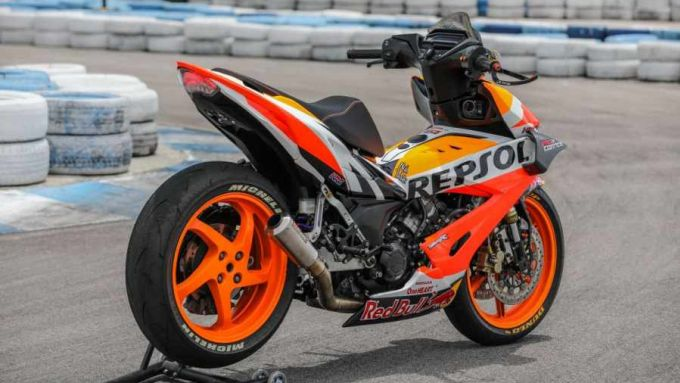 Honda RS150R: la replica della RC213V da MotoGP