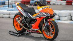 Honda RS150R Replica Honda RC213V Marc Marquez: motore, potenza