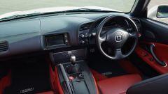 Honda S2000 20th Anniversary, gli interni