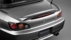 Honda S2000 20th Anniversary, il posteriore