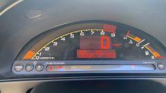 Honda S2000 CR: la strumentazione digitale